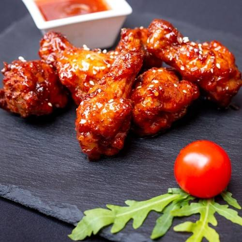 Куриные крылья BBQ (10шт)